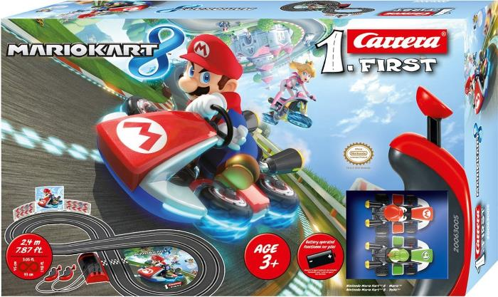 Pista Nintendo Mario Kart 8 Carrera