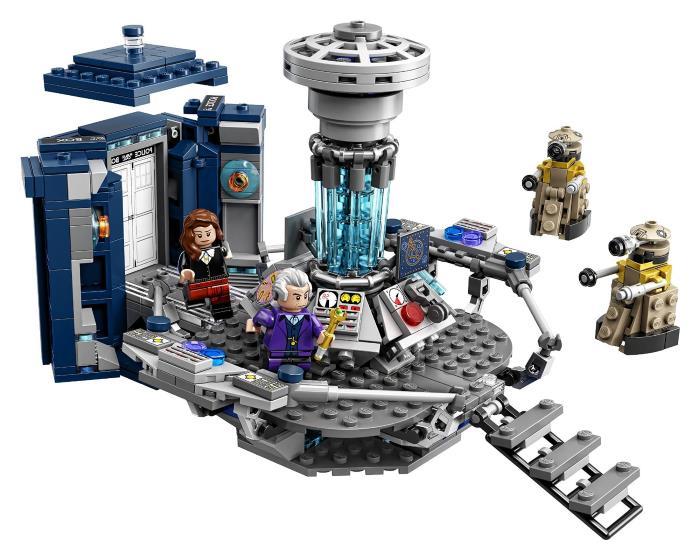 doctor who lego prezzo amazon
