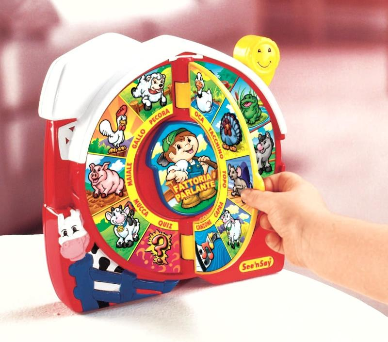 Fattoria parlante Fisher Price