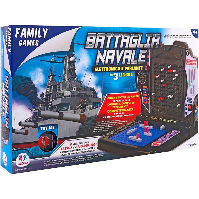 Battaglia Navale Elettronica