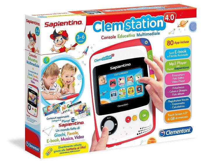 Clem Station 4.0 Clementoni