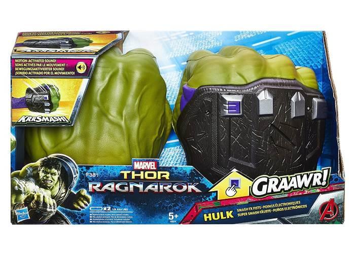 Marvel Thor Ragnarok – Hulk Pugni Elettronici