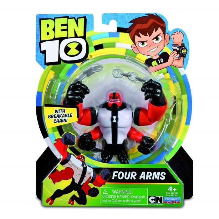 Four Arms: Giochi Preziosi Personaggio Ben 10