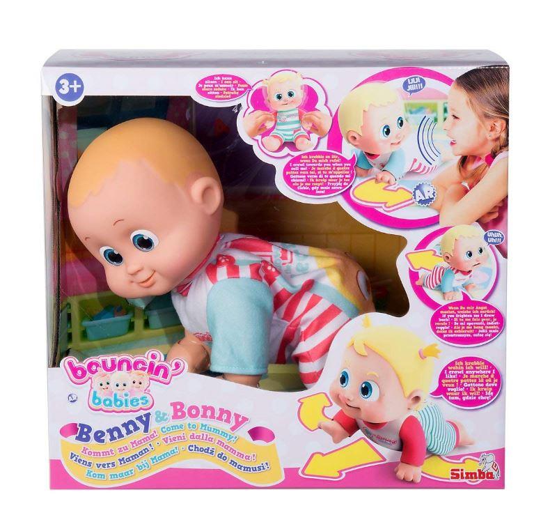 BOUNCIN BABIES BENNY VIENI DALLA MAMMA
