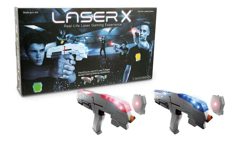 Pistole LASER X MICRO BLASTER
