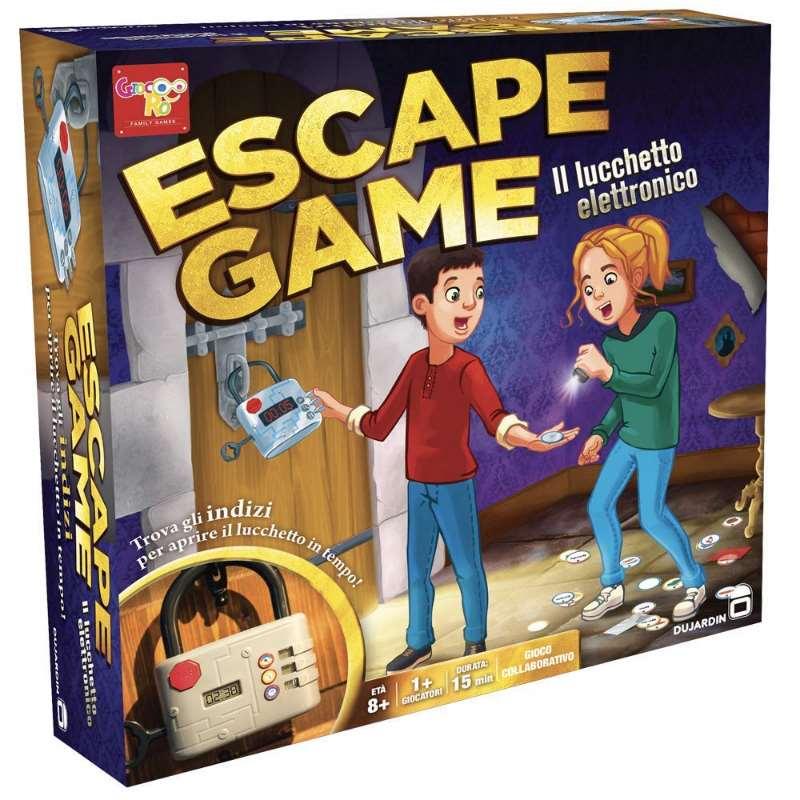 Escape Game- Rocco Giocattoli