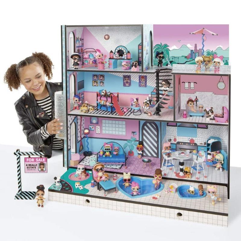 Casa delle Bambole LOL con Luci e Suoni Giochi Preziosi