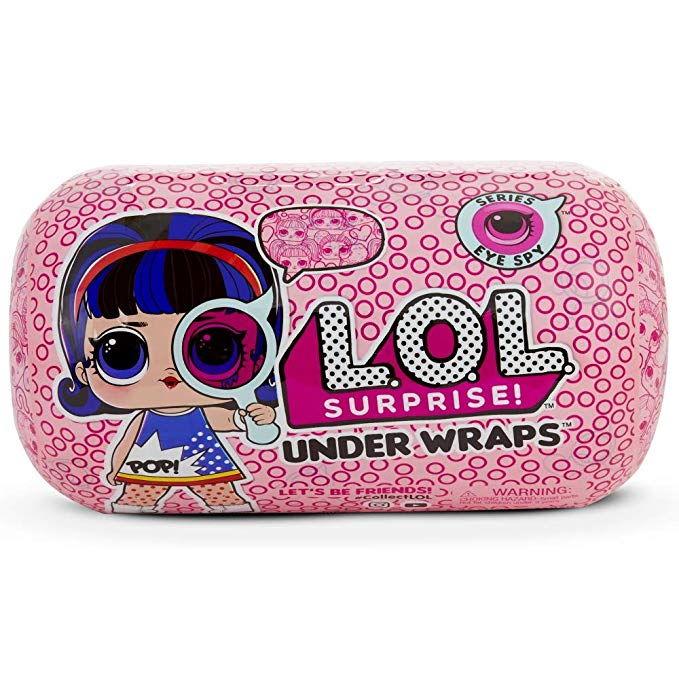L.O.L. Surprise – Under Wraps, Modelli assortiti, 1 pezzo