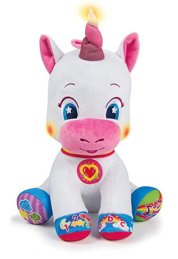 Scintilla l'Unicorno Canta e Brilla – Baby Clementoni
