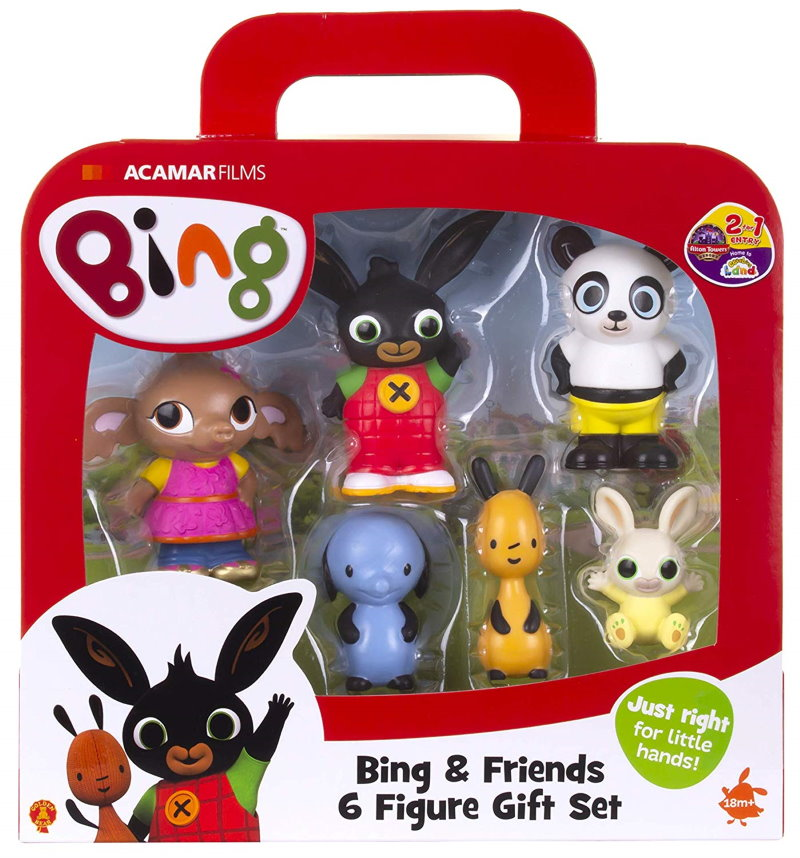 Bing and Friends Statuette Multicolore